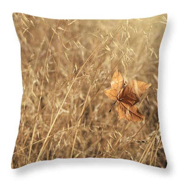 Hold Me Tenderly Throw Pillow by Laurie Search