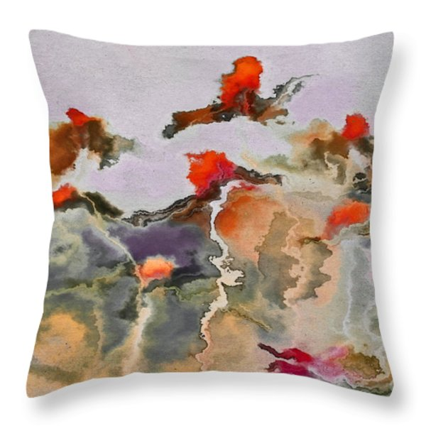Imagine - f01v3bt2b Throw Pillow by Variance Collections