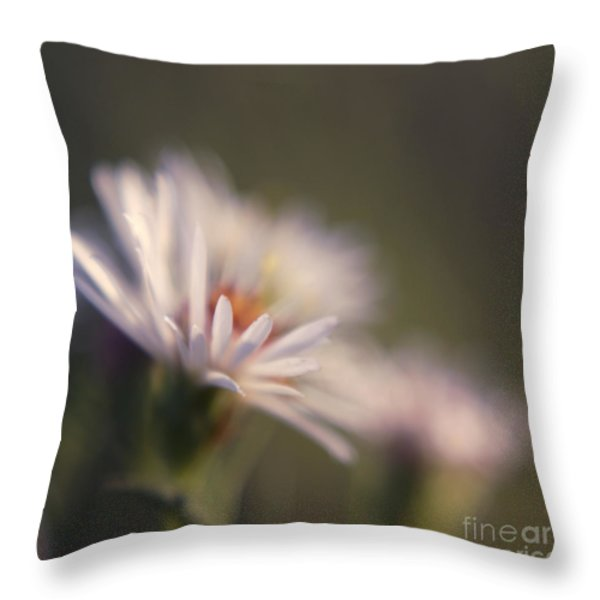 Innocence 02 Throw Pillow by Variance Collections