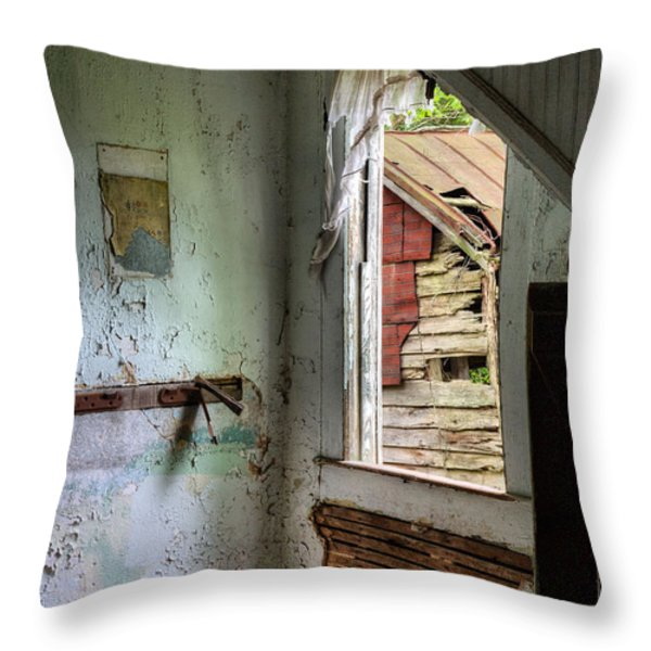 It Can Always be Worse Throw Pillow by JC Findley