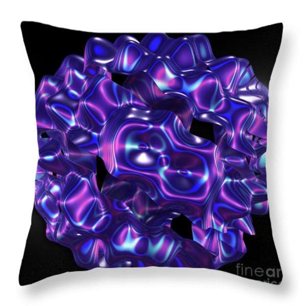 jammer Ornamental Throw Pillow by First Star Art