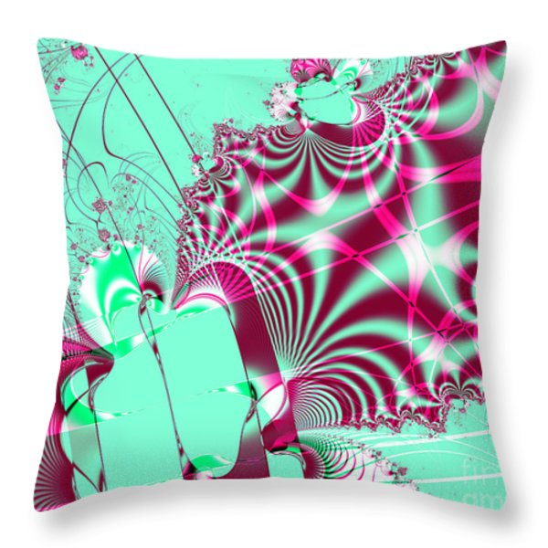 Kabuki Throw Pillow by Wingsdomain Art and Photography