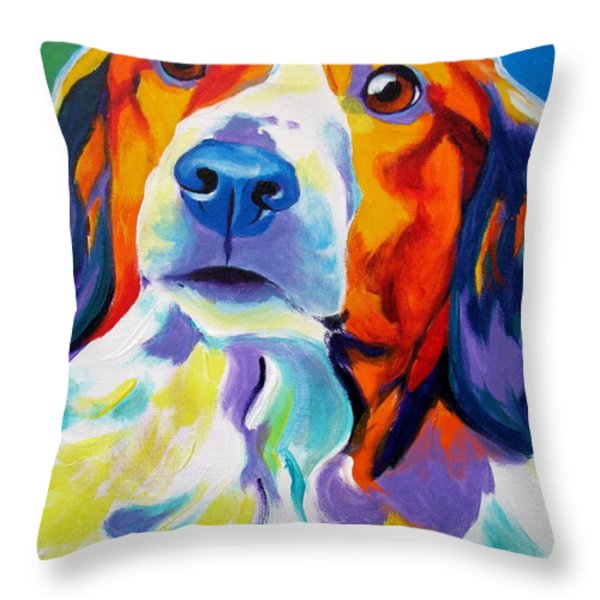 Kooiker - Dakota Throw Pillow by Alicia VanNoy Call