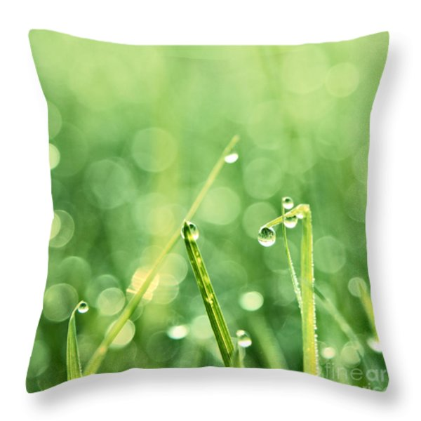 Le Reveil - S02b3 Throw Pillow by Variance Collections