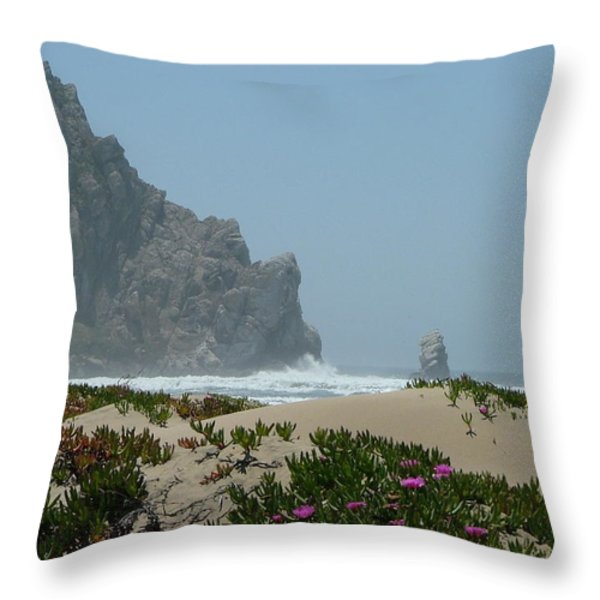 Life - is everywhere Throw Pillow by From Gods Porch Photography