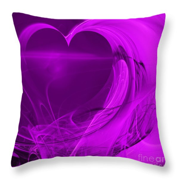 Love . Square . A120423.279 Throw Pillow by Wingsdomain Art and Photography
