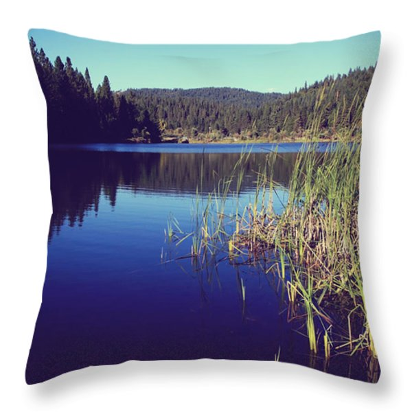 Love's What We'll Remember Throw Pillow by Laurie Search