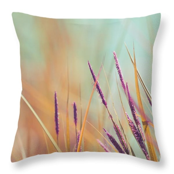 Luminis - S07b Throw Pillow by Variance Collections