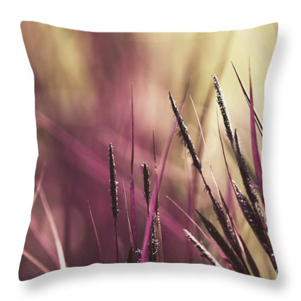 Luminis 02 - S11a Throw Pillow by Variance Collections