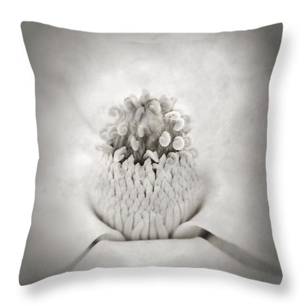 Magnolia 1 Throw Pillow by Rich Franco