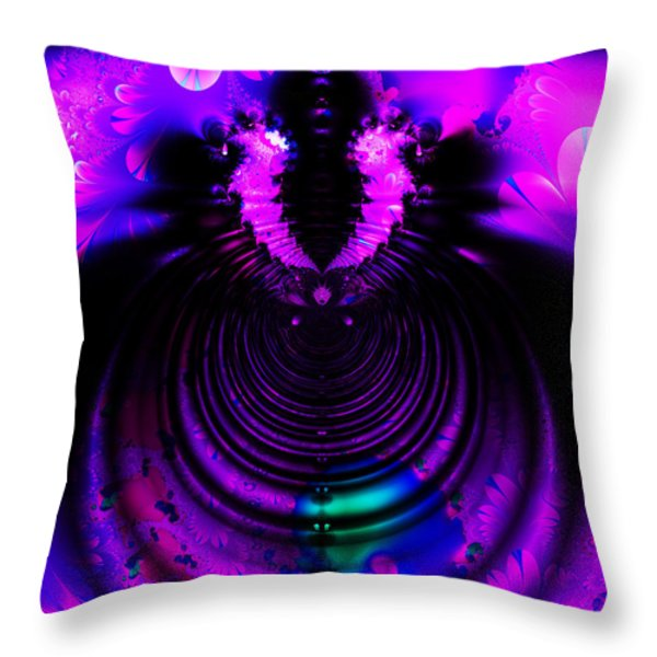 Melting Pot . S8a.S11 Throw Pillow by Wingsdomain Art and Photography