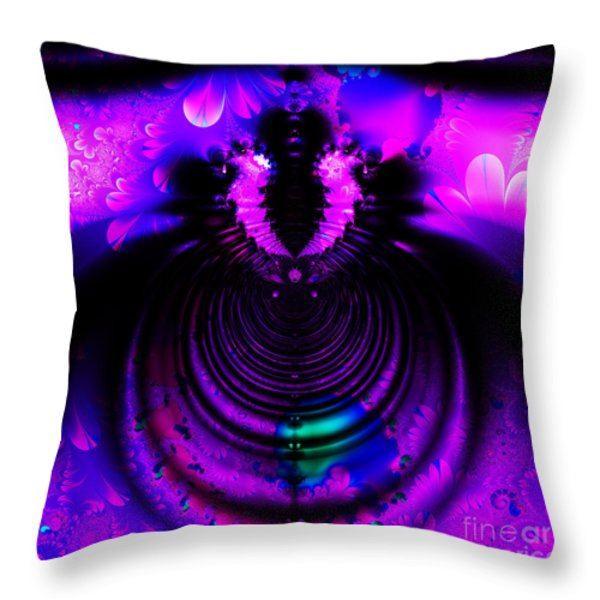 Melting Pot . Square . S8a.S11 Throw Pillow by Wingsdomain Art and Photography