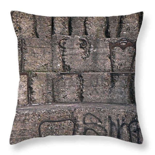 Milan Parco Sempione Throw Pillow by Joana Kruse