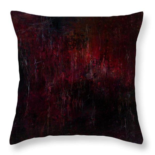Misunderstood Throw Pillow by Rachel Christine Nowicki