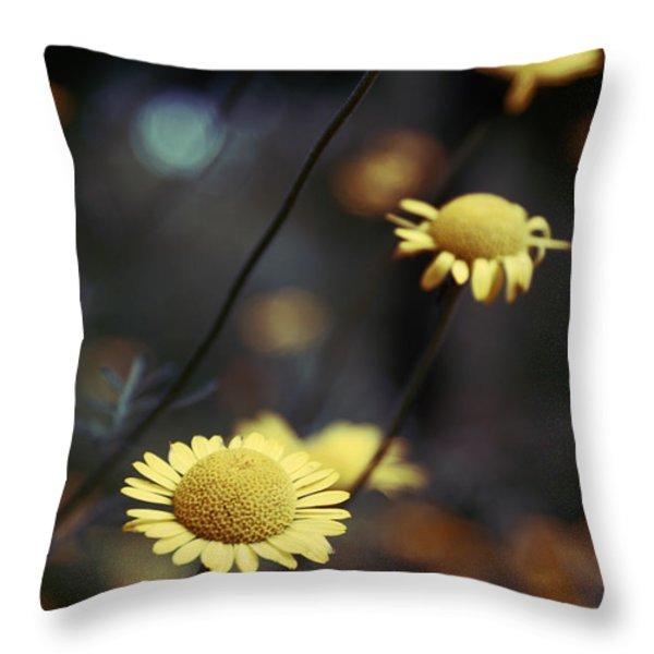 Momentum Throw Pillow by Aimelle