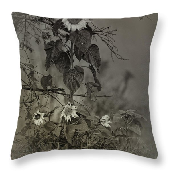 Mother And Child Reunion Throw Pillow by Susan Capuano