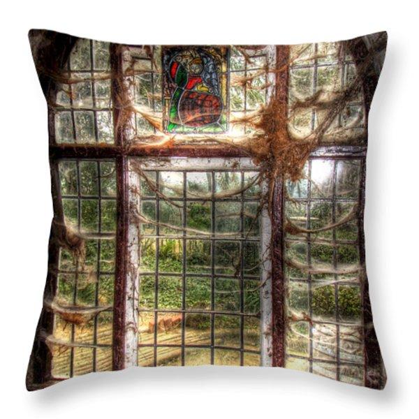 Muratie  Throw Pillow by William Fields