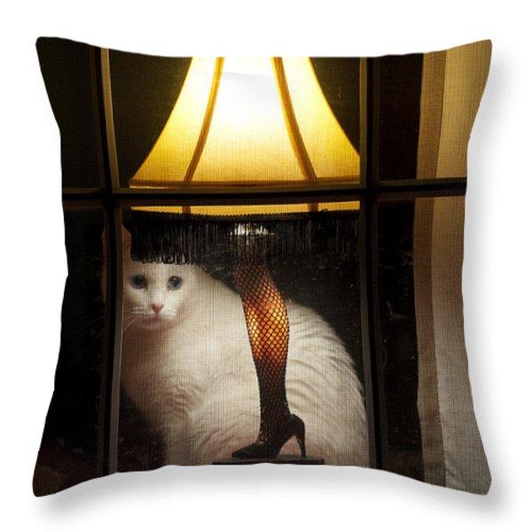 My Major Award Throw Pillow by Kenneth Albin