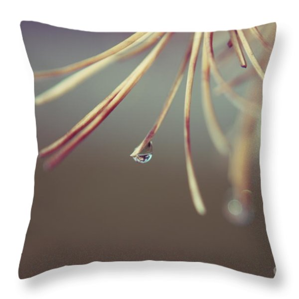 Neigerelle - 06a Throw Pillow by Variance Collections