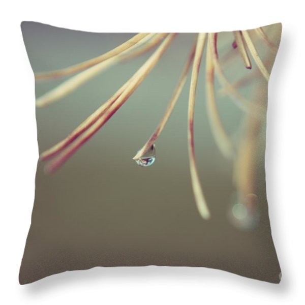 Neigerelle - 06b Throw Pillow by Variance Collections