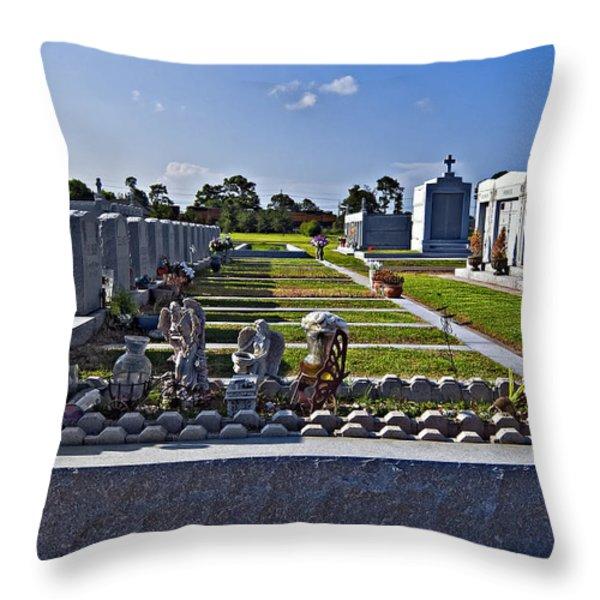 Overkill Throw Pillow by Steve Harrington