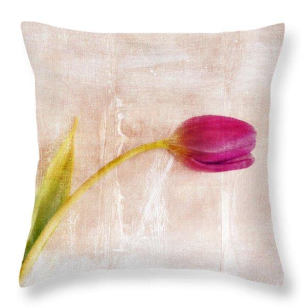 Penchant Naturel - 09c3t08 Throw Pillow by Variance Collections