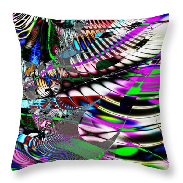 Phoenix rising . S3.S9 Throw Pillow by Wingsdomain Art and Photography