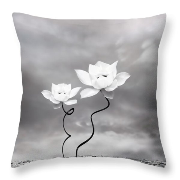 Prevail Throw Pillow by Photodream Art