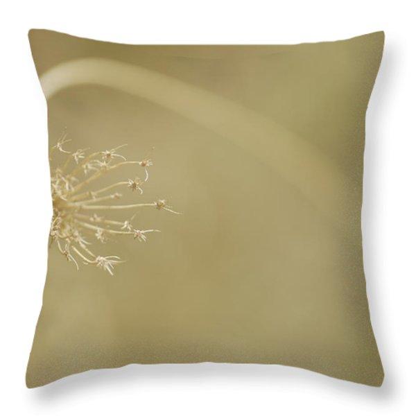 Ramas Secas Throw Pillow by Guido Montanes Castillo
