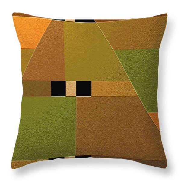 Reach Throw Pillow by Ely Arsha