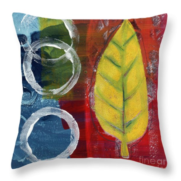 Remembrance Throw Pillow by Linda Woods