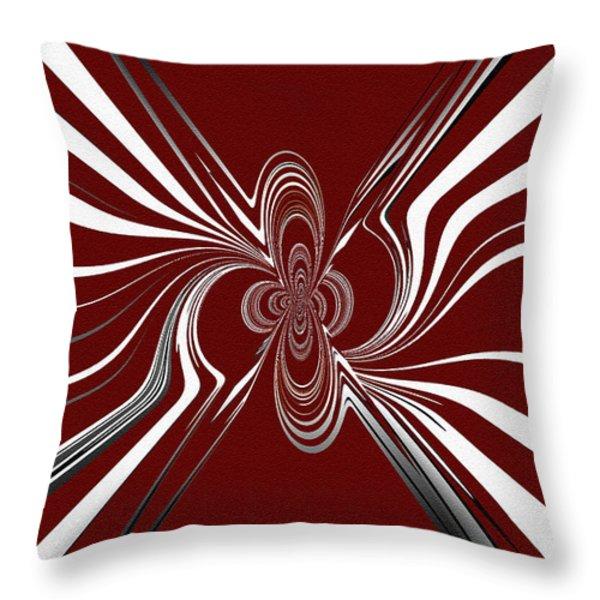 Revive Throw Pillow by Lj Lambert