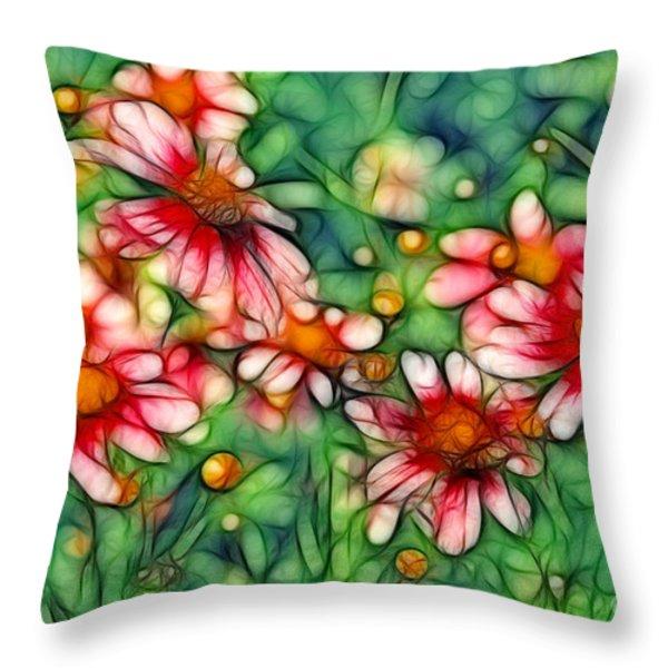 Rondo Throw Pillow by Aimelle