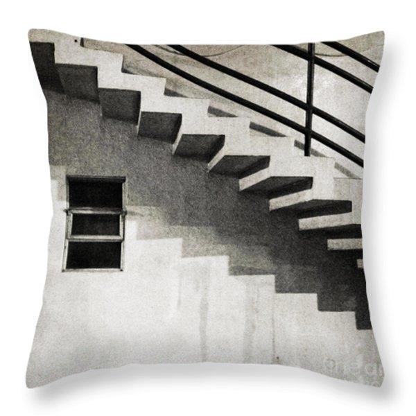 Secret Passage Throw Pillow by Linda Woods