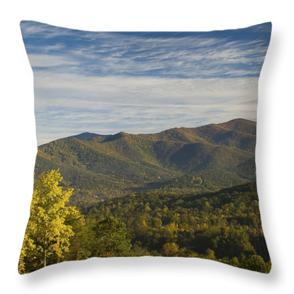 Seven Sisters Throw Pillow by Joye Ardyn Durham
