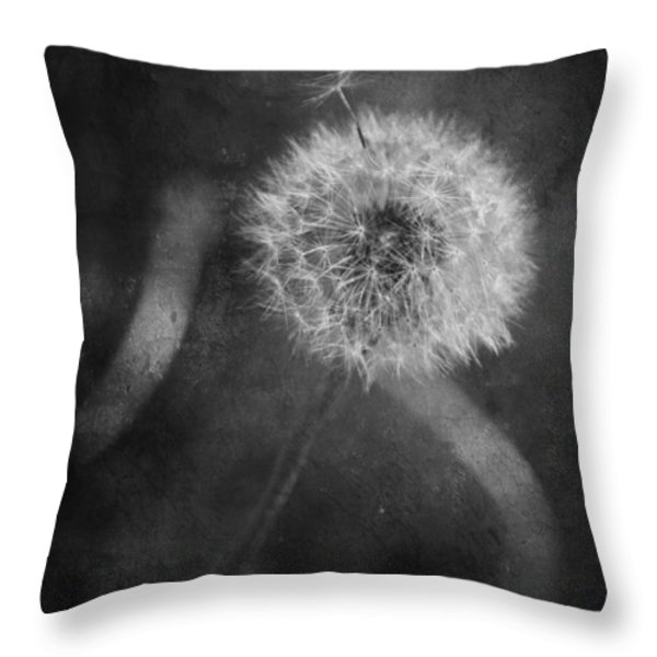So Many Promises You Couldn't Keep Throw Pillow by Laurie Search