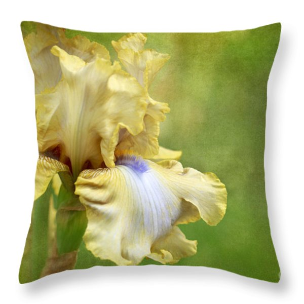 Spring Fling Throw Pillow by Reflective Moments  Photography and Digital Art Images