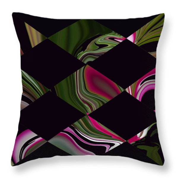 Squared Throw Pillow by Aimee L Maher Photography and Art