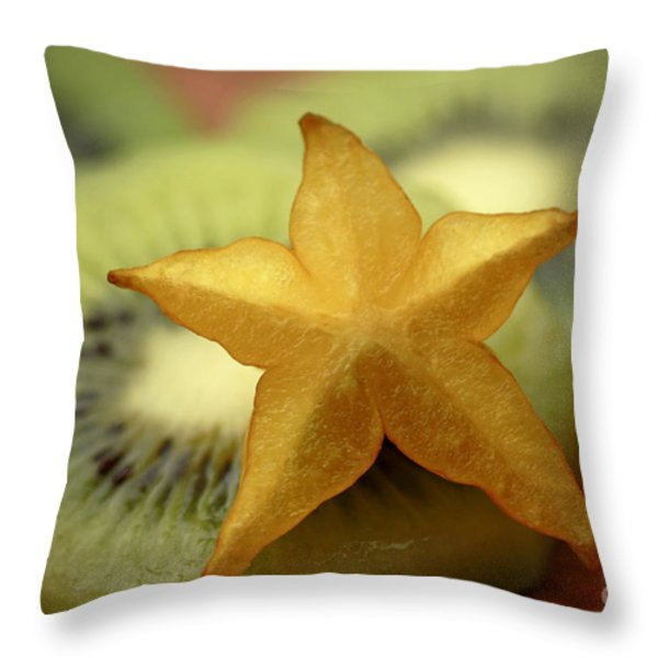 Sweet Pleasures Throw Pillow by Inspired Nature Photography Fine Art Photography