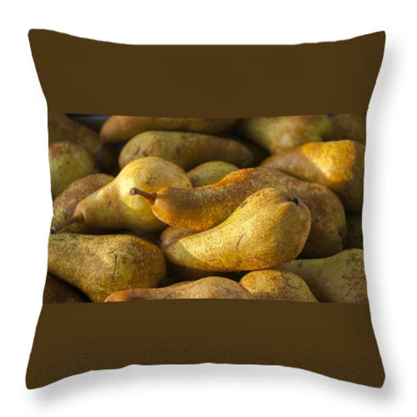 Taste It Throw Pillow by Philippe Taka