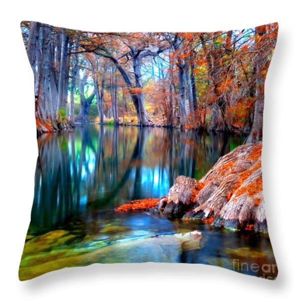 That For Which I'm Thankful Throw Pillow by Katya Horner