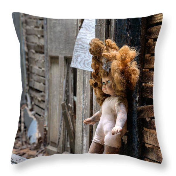 The Grand Tour Throw Pillow by JC Findley