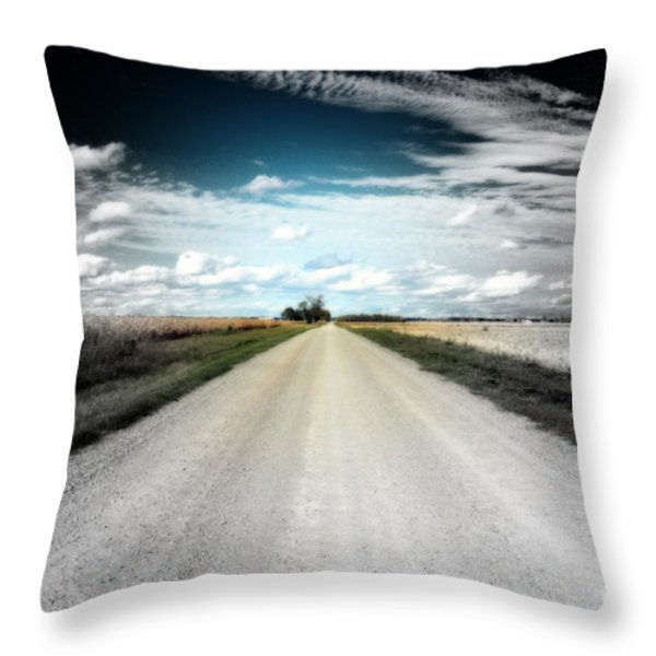 The Power Of Change Throw Pillow by Cathy  Beharriell