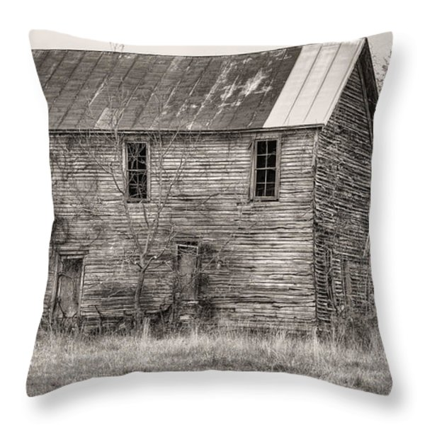 The Tavern Throw Pillow by JC Findley
