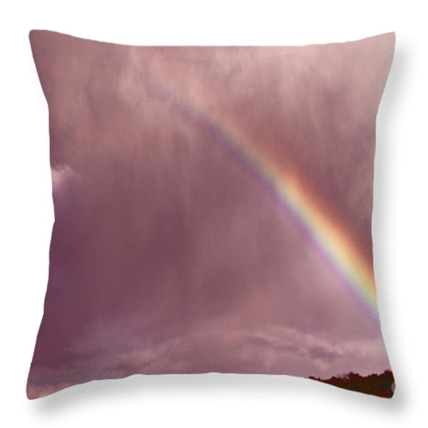 There Is Always Hope  Throw Pillow by Aimelle