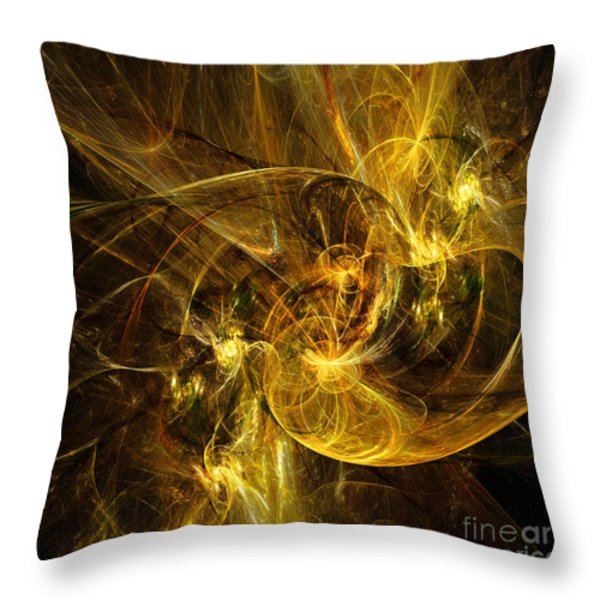 Travel In Time To 1969 Entry Throw Pillow by Andee Design