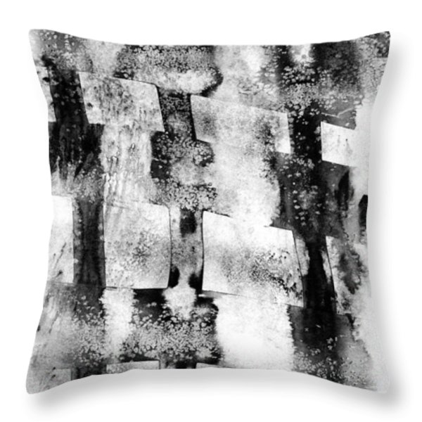 Trinity Throw Pillow by Hakon Soreide
