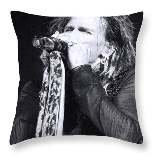 Tyler Throw Pillow by Traci Cottingham