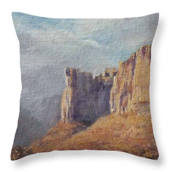Utah  Throw Pillow by Mia DeLode