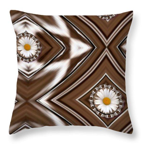 Worship Throw Pillow by Pepita Selles